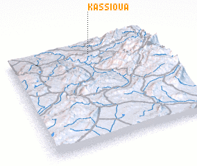 3d view of Kassioua
