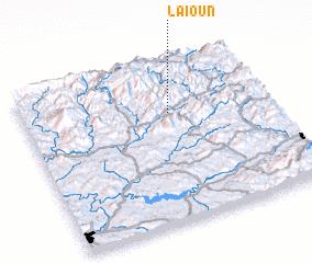 3d view of Laïoun