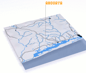 3d view of Ahouaya