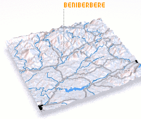 3d view of Beni Berbere