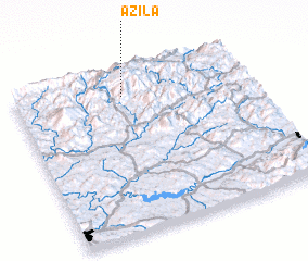 3d view of Azila