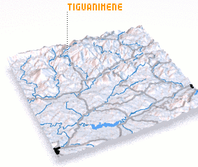 3d view of Tiguanimene