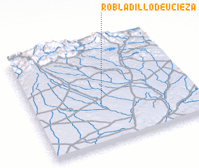 3d view of Robladillo de Ucieza