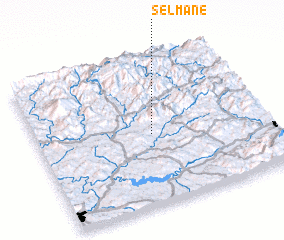 3d view of Selmane