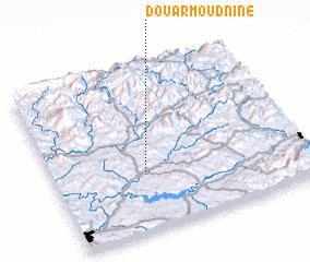 3d view of Douar Moudnine