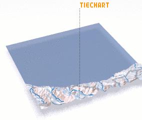 3d view of Tiechart