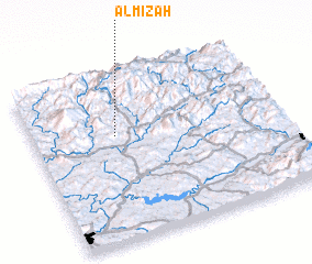 3d view of Al Mizah