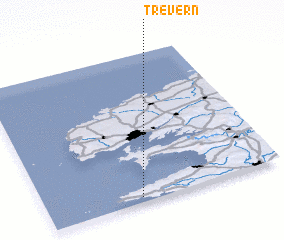 3d view of Trévern