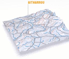 3d view of Aït Hammou