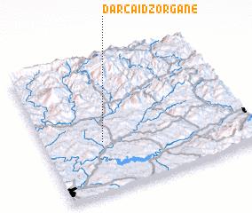 3d view of Dar Caïd Zorgane