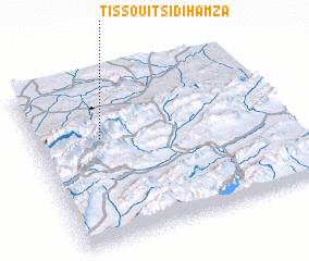 3d view of Tissouit Sidi Hamza