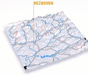3d view of Mezaoura