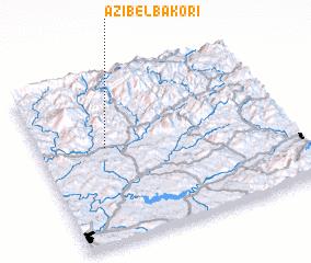 3d view of Azib el Bakori