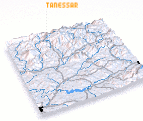 3d view of Tanessar