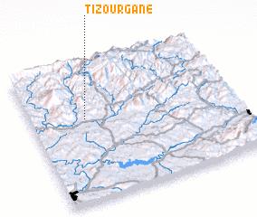 3d view of Tizourgane