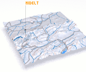 3d view of Midelt