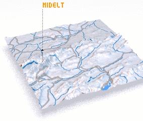 3d view of Midelt