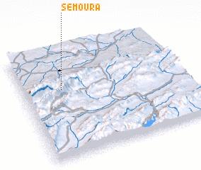 3d view of Semoura