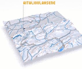 3d view of Aït Ali Ou Lahsene