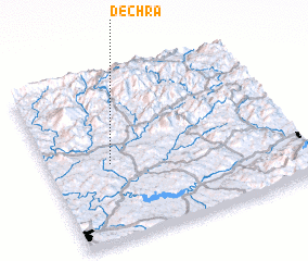 3d view of Dechra
