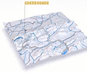 3d view of Guerrouane