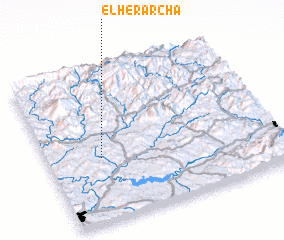 3d view of El Herarcha