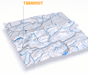 3d view of Tabamout