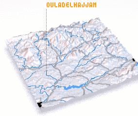 3d view of Oulad el Hajjam