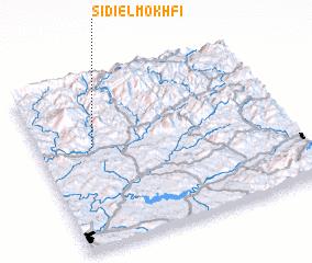 3d view of Sidi el Mokhfi