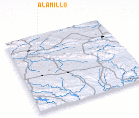 3d view of Alamillo