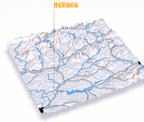 3d view of Meraka