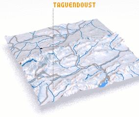 3d view of Taguendoust