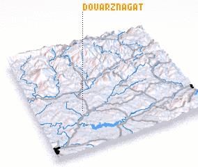 3d view of Douar Znagat