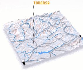 3d view of Touensa
