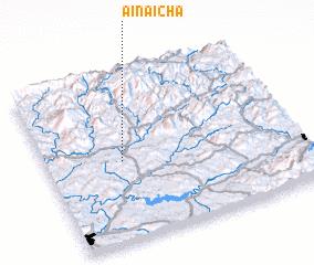 3d view of Aïn Aïcha