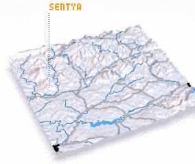 3d view of Sentya