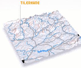 3d view of Tilerhane