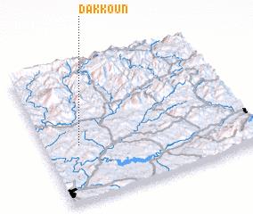 3d view of Dakkoun