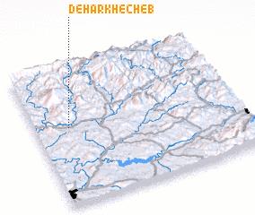 3d view of Dehar Khecheb