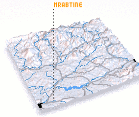 3d view of Mrabtine
