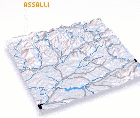 3d view of Assalli