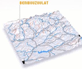 3d view of Beni Bouzoulat