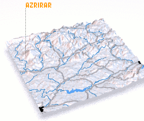 3d view of Azrirar