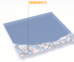 3d view of Tamderets