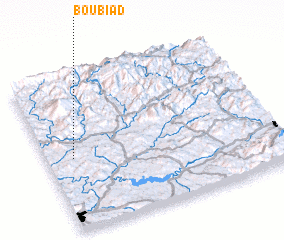 3d view of Boubiad