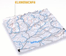 3d view of El Khenachfa