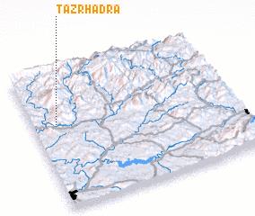 3d view of Tazrhadra