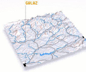 3d view of Galaz