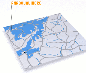 3d view of Amadou Ali Wéré