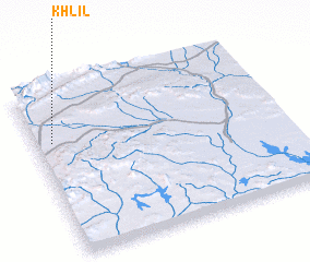 3d view of Khlil